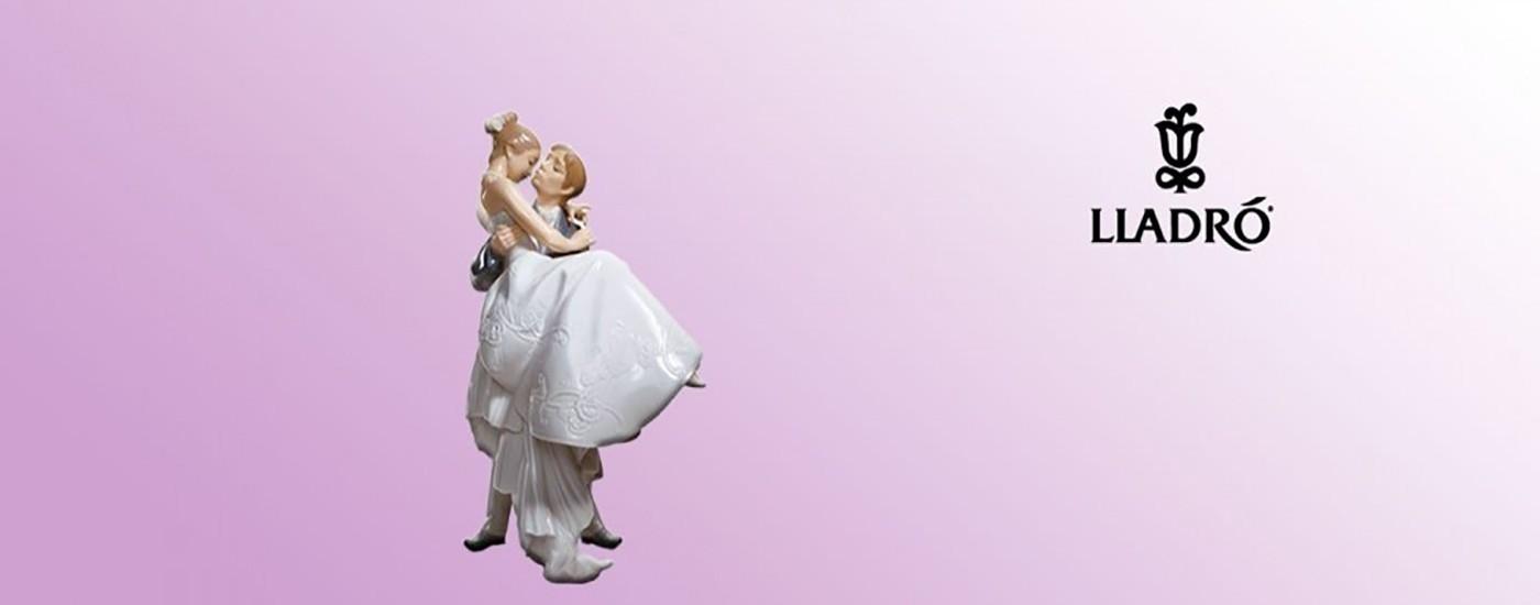 Bodas y Romances - Lladró - Artestilo