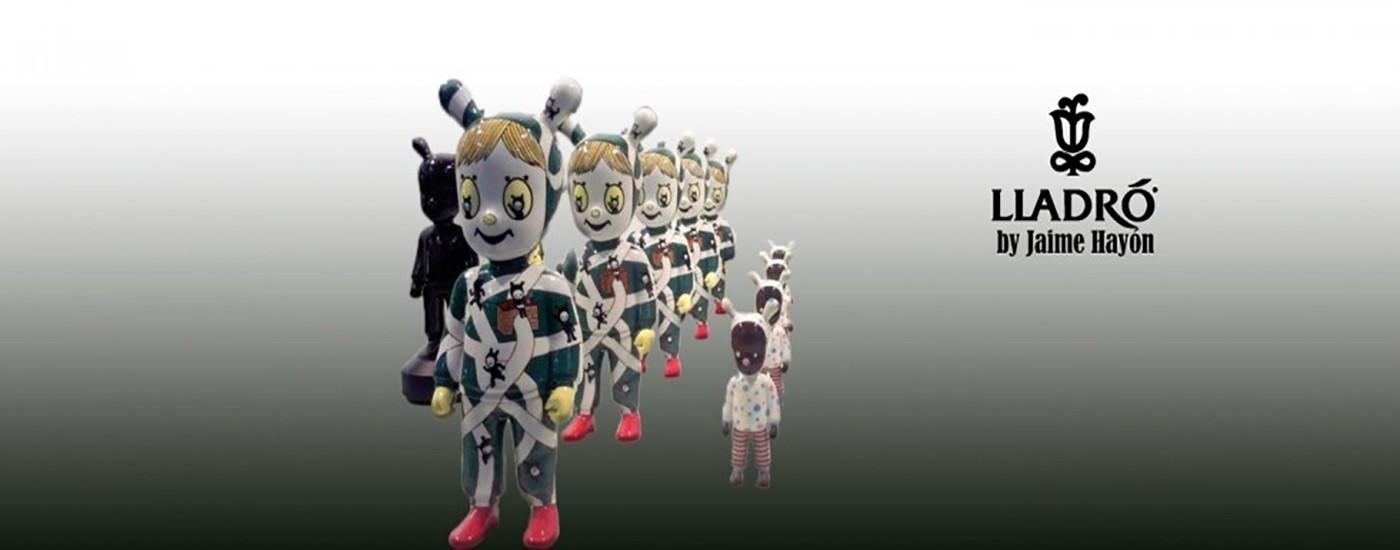 Figuras de porcelana de Jaime Hayon - Lladró - Artestilo