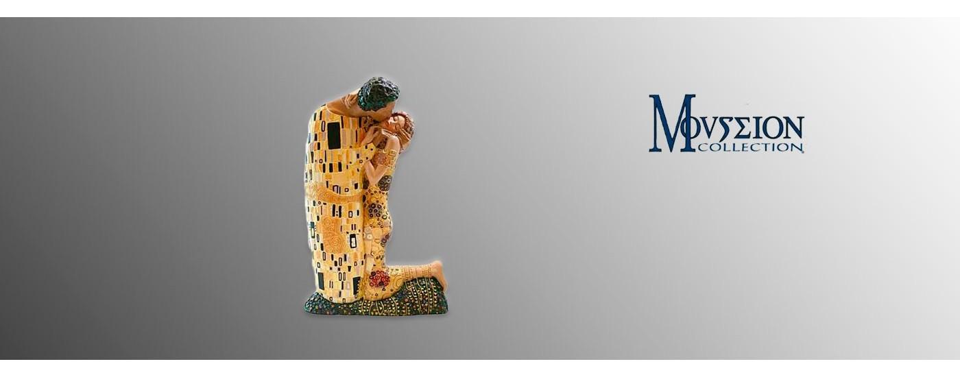 Gustav Klimt - 3D Museum Collection - Artestilo