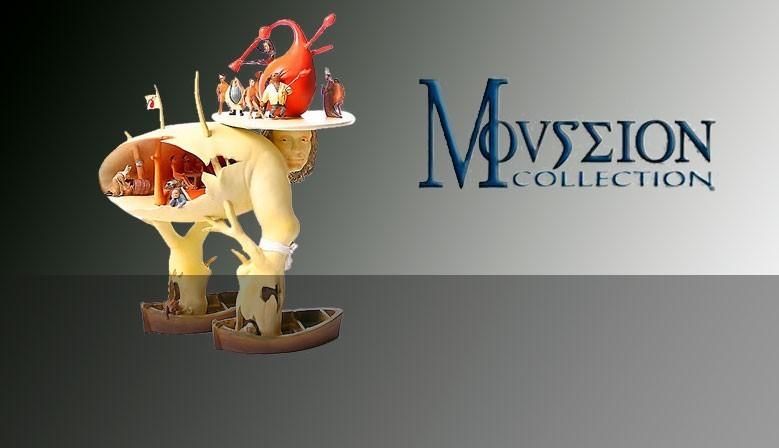 Collection de Musée 3D